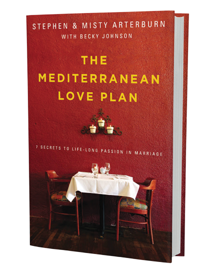 The Mediterranean Love Plan Book